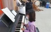 12월 장흥 용산초등학교 피아노부